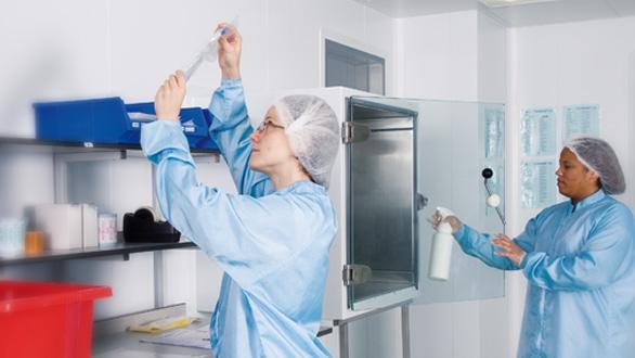 ITH Pharma - Quality Control 3